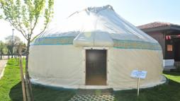Kazak Keçe Çadırı