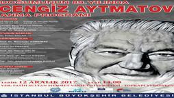 Cengiz Aytmatov Doğumunun 89. Yıldönümünde Anılıyor