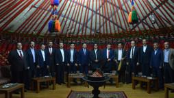 Ozan Poyrazoğlu Topkapı Türk Dünyası'nda