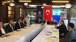 Türk Dünyası Temsilcileri İBB Kültür A.Ş.'nin Misafiri Oldu