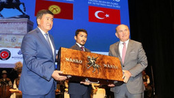 Manas Destanı'nın Türkçe Basımının Tanıtım Töreni Gerçekleşti