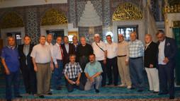 Merhum  Prof.Dr. Nevzat Yalçıntaş Hoca Türk Dünyası Kültür Mahallesi'nde Anıldı