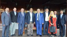 Türk Dünyası Temsilcileri Kültür A.Ş. İftarında Bir Araya Geldiler