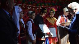 Dünya Çocukları, Türk Dünyası Kültür Mahallesi'ni Ziyaret Etti