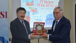 Kaseinov: TÜRKSOY, barış ve adalet için 25 yılda bir kültür ve sanat ordusu meydana getirdi