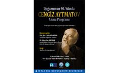 İBB'den Doğumunun 90. Yılında Cengiz Aytmatov Anma Programı