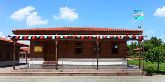 Özbekistan Cumhuriyeti Kültür Evi