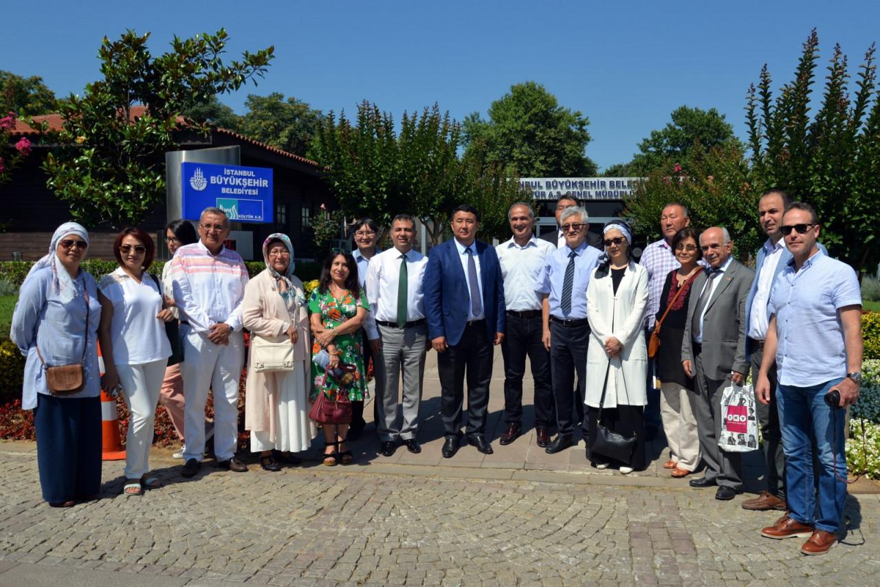 """20.Yılında Finans ve Diplomasi Merkezi """"ASTANA"""" Galeri - 14. Resim"""