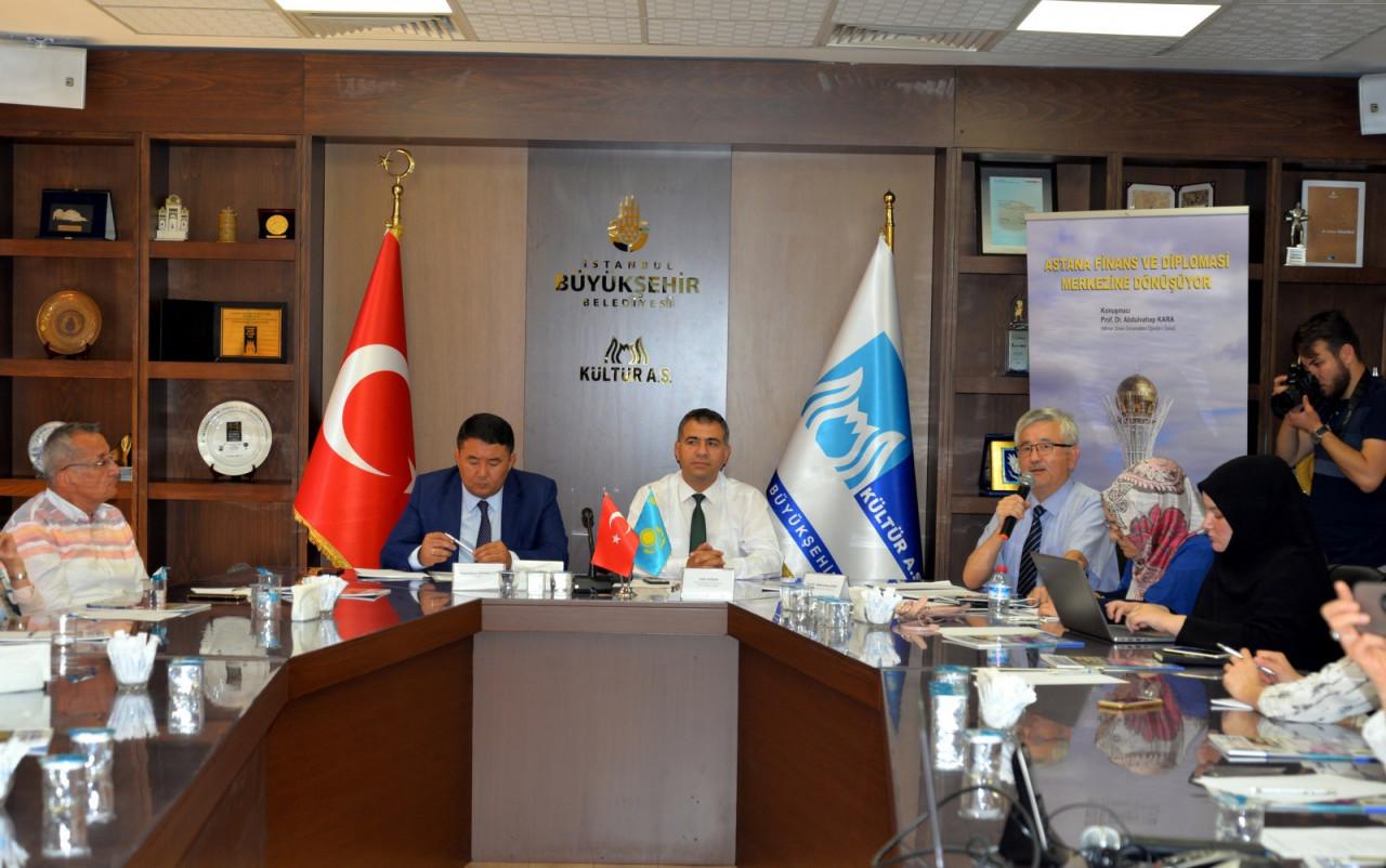 """20.Yılında Finans ve Diplomasi Merkezi """"ASTANA"""" Galeri - 9. Resim"""