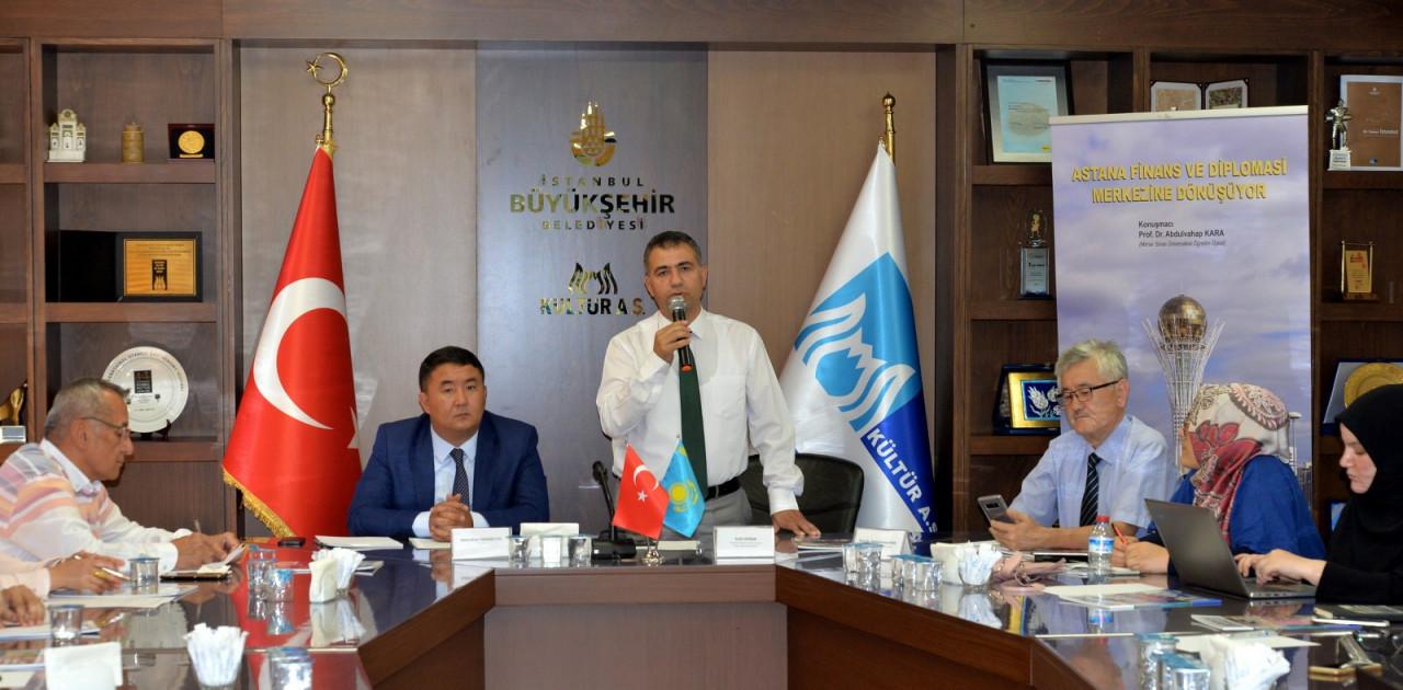 """20.Yılında Finans ve Diplomasi Merkezi """"ASTANA"""" Galeri - 2. Resim"""