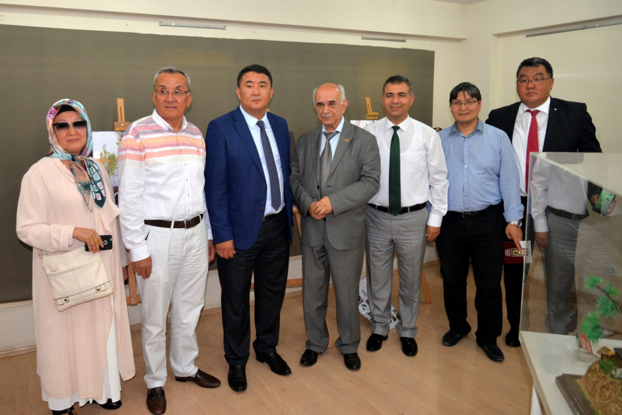 """20.Yılında Finans ve Diplomasi Merkezi """"ASTANA"""" Galeri - 15. Resim"""