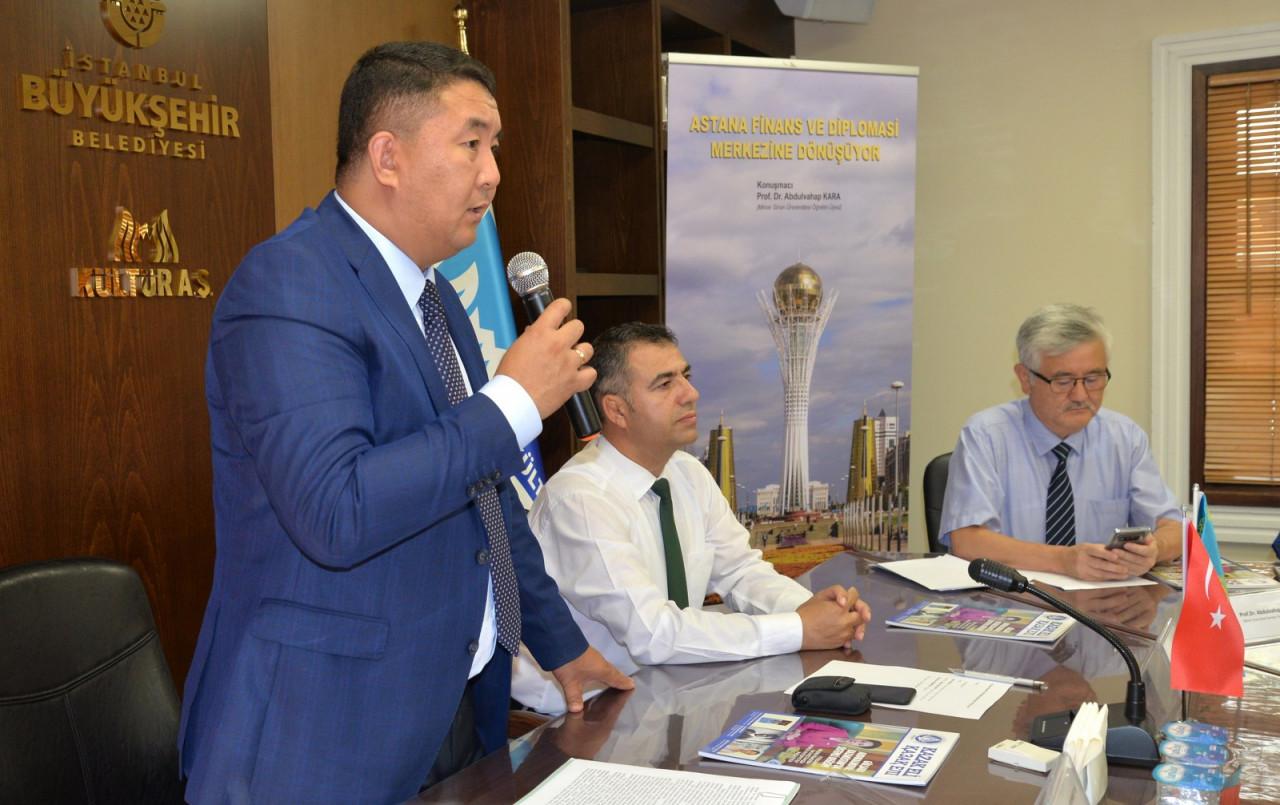 """20.Yılında Finans ve Diplomasi Merkezi """"ASTANA"""" Galeri - 5. Resim"""