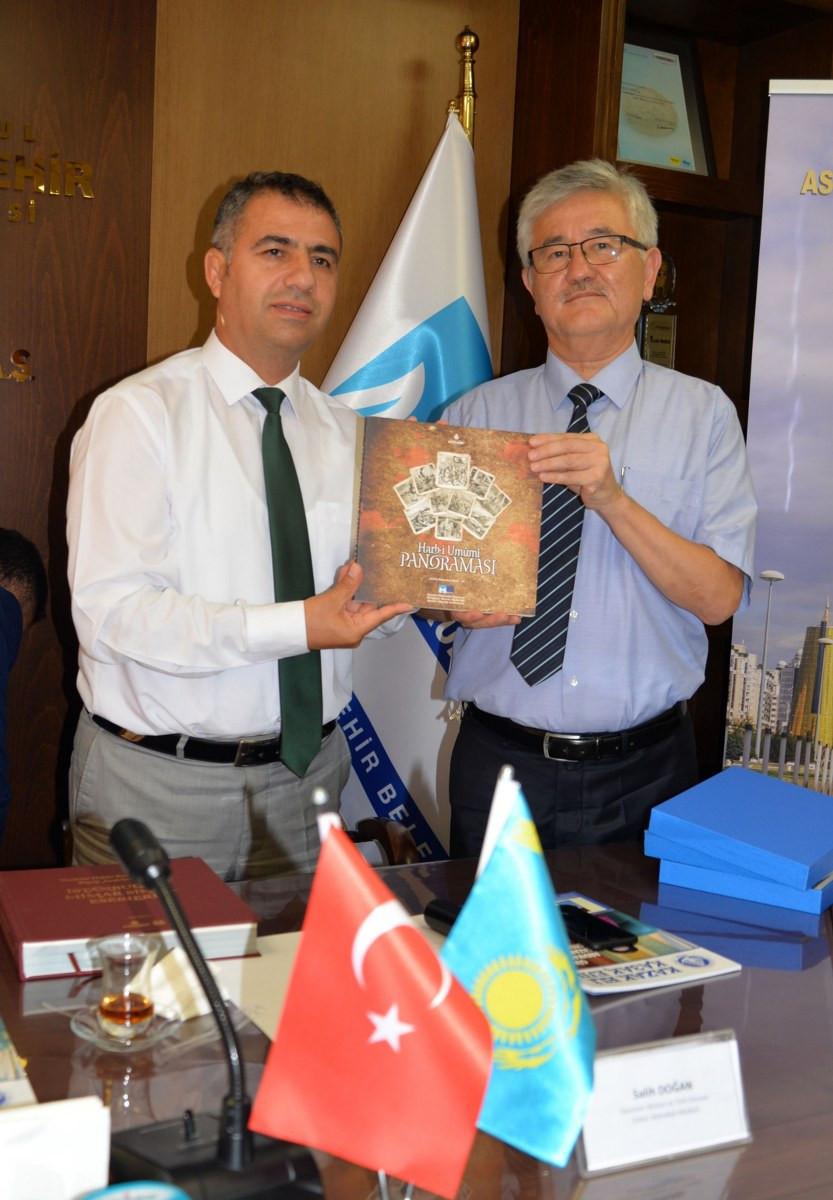 """20.Yılında Finans ve Diplomasi Merkezi """"ASTANA"""" Galeri - 11. Resim"""