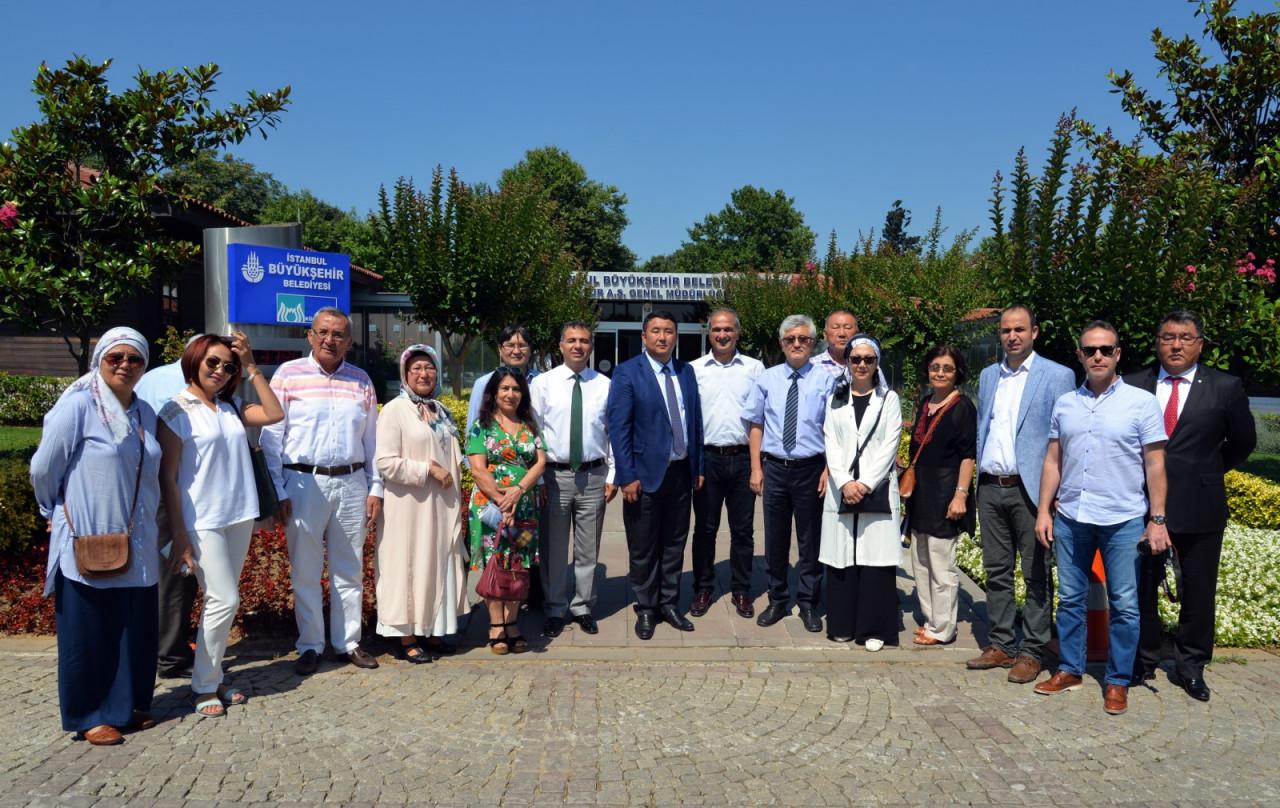"""20.Yılında Finans ve Diplomasi Merkezi """"ASTANA"""" Galeri - 13. Resim"""