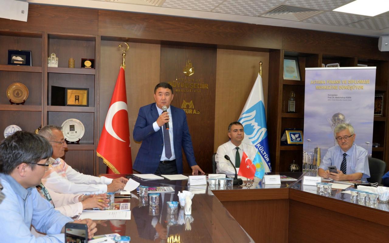 """20.Yılında Finans ve Diplomasi Merkezi """"ASTANA"""" Galeri - 4. Resim"""