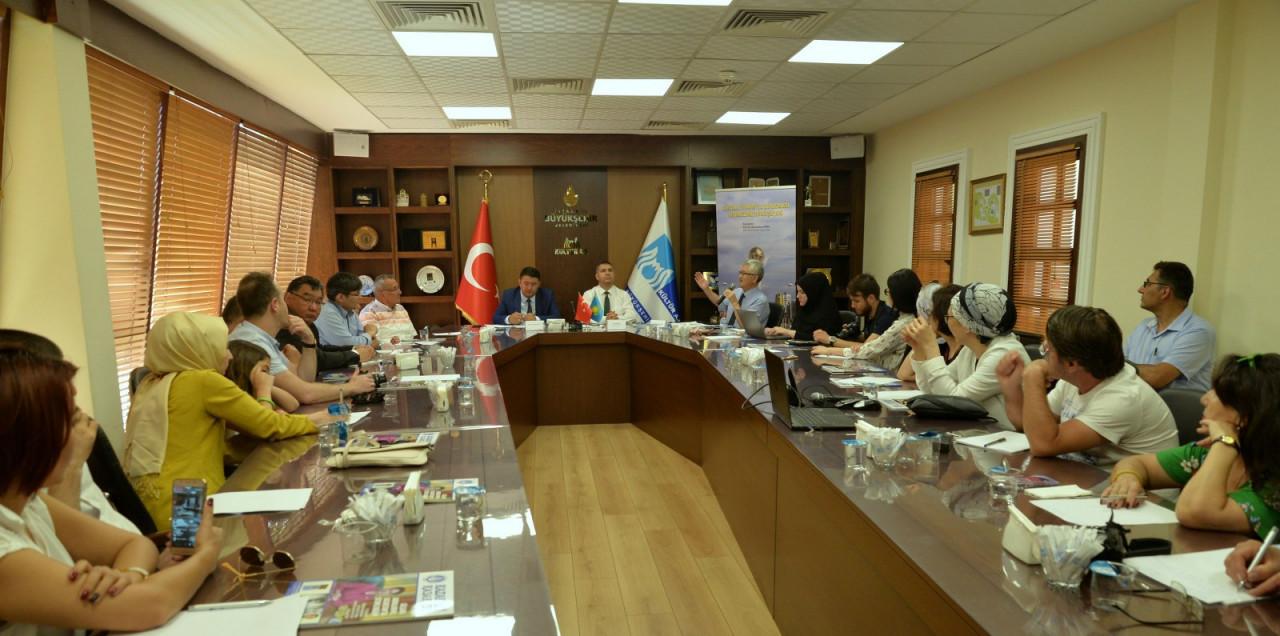 """20.Yılında Finans ve Diplomasi Merkezi """"ASTANA"""" Galeri - 8. Resim"""
