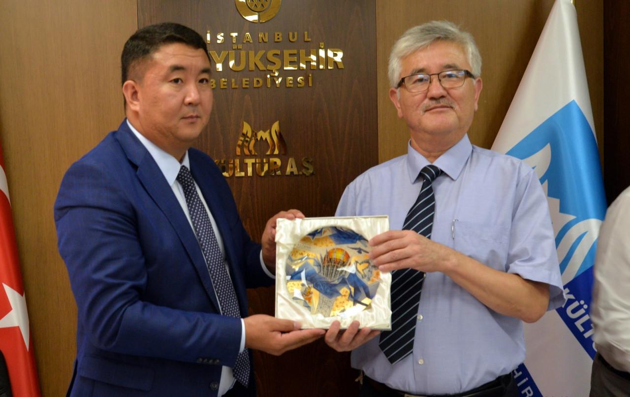 """20.Yılında Finans ve Diplomasi Merkezi """"ASTANA"""" Galeri - 12. Resim"""
