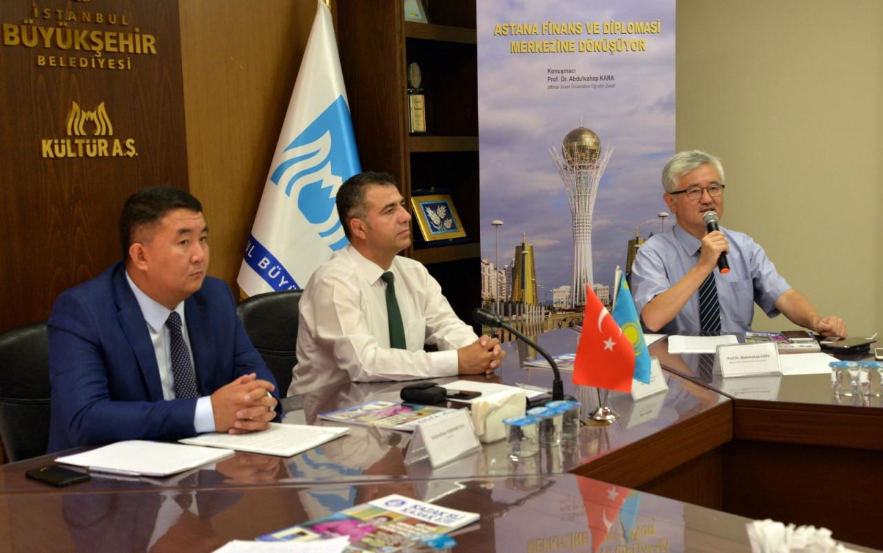 """20.Yılında Finans ve Diplomasi Merkezi """"ASTANA"""" Galeri - 7. Resim"""