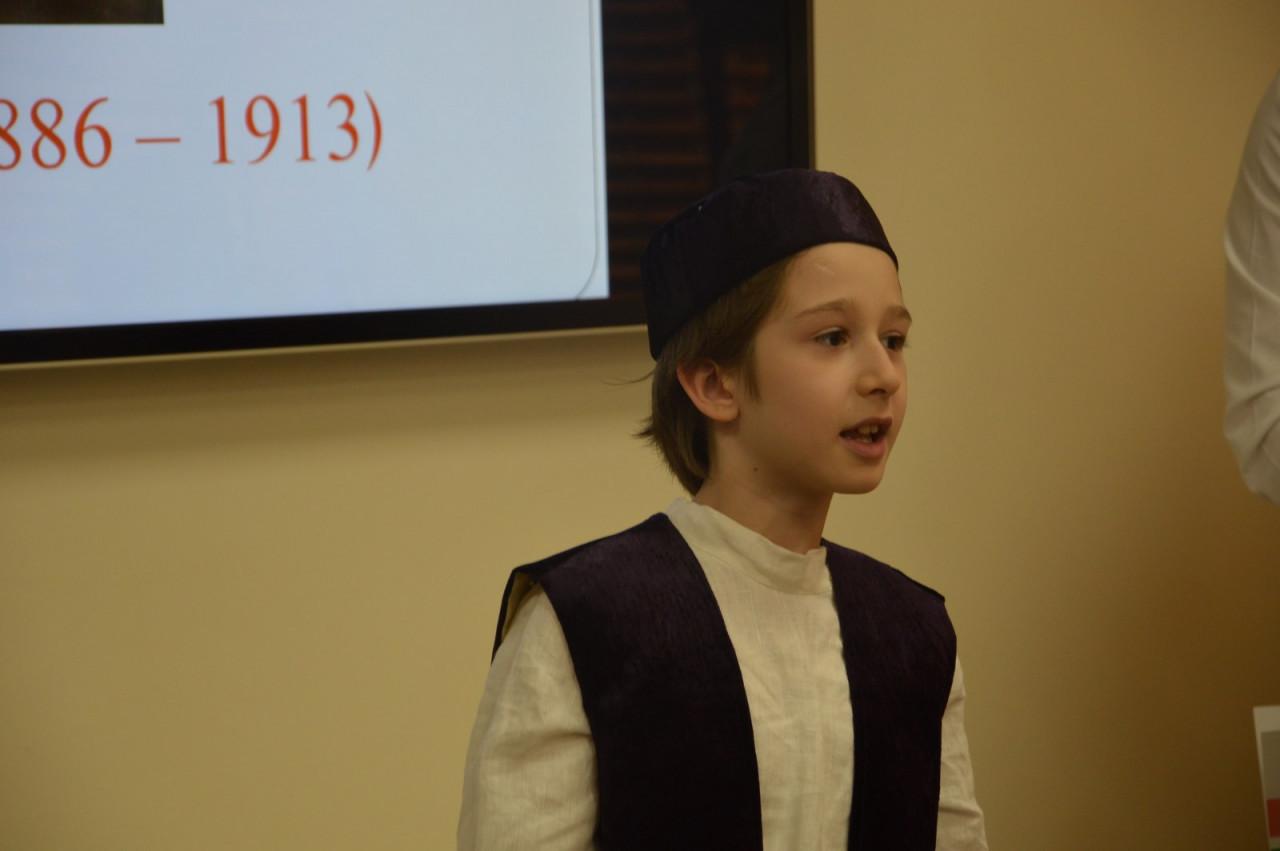 Abdullah Tukay'ı Anma Programı Düzenlendi Galeri - 6. Resim