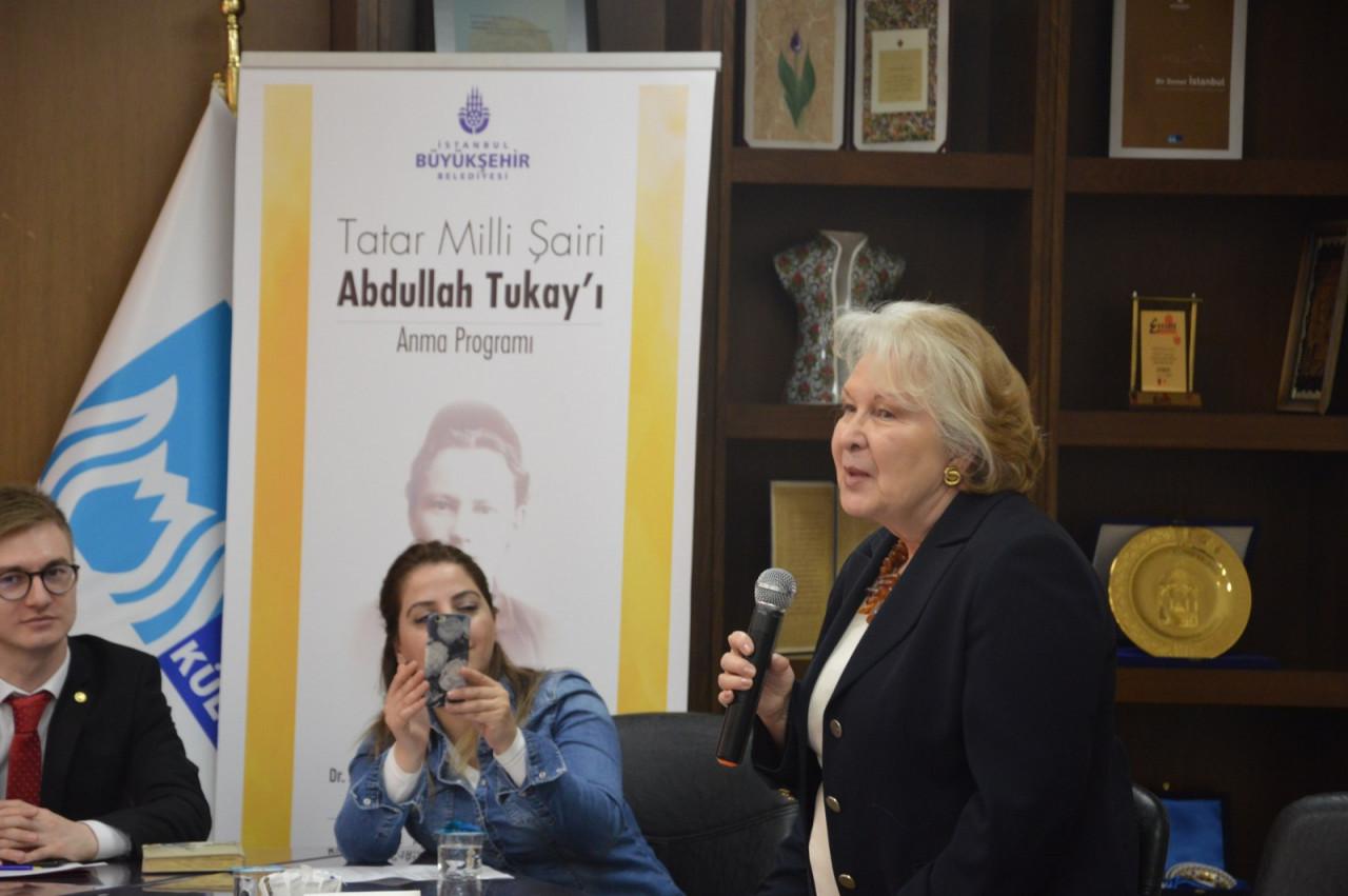 Abdullah Tukay'ı Anma Programı Düzenlendi Galeri - 11. Resim