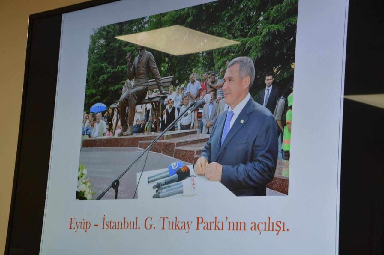Abdullah Tukay'ı Anma Programı Düzenlendi Galeri - 9. Resim
