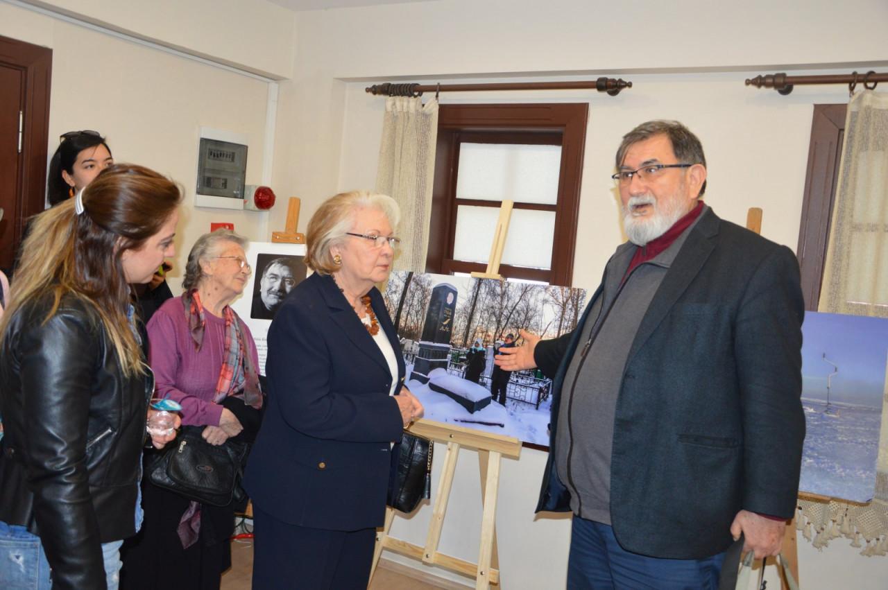Abdullah Tukay'ı Anma Programı Düzenlendi Galeri - 17. Resim
