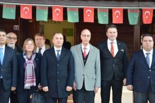 Dünya Tarafsızlık Günü Paneli Türk Dünyası Kültür Mahallesi'nde Gerçekleşti Galeri - 23. Resim
