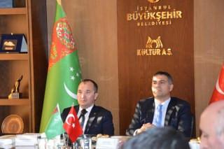 Dünya Tarafsızlık Günü Paneli Türk Dünyası Kültür Mahallesi'nde Gerçekleşti Galeri - 4. Resim