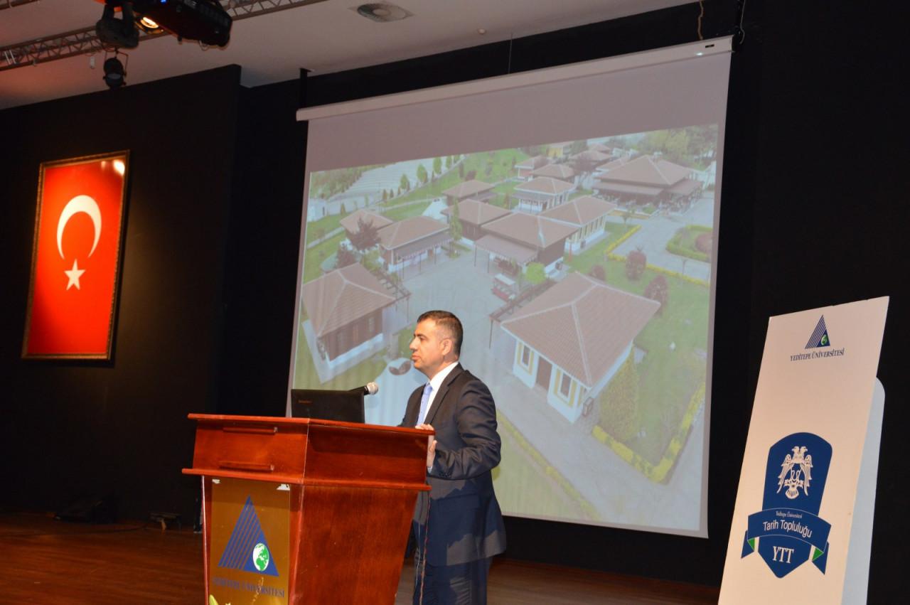 I. Uluslararası Türk Kültürü Ve Tarihi Sempozyumu Yeditepe Üniversitesi'nde Başladı Galeri - 46. Resim