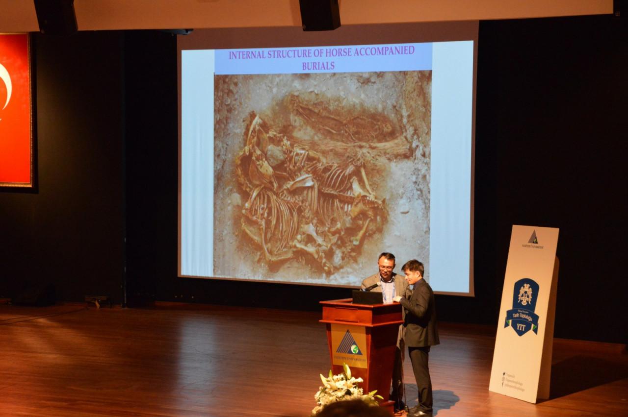 I. Uluslararası Türk Kültürü Ve Tarihi Sempozyumu Yeditepe Üniversitesi'nde Başladı Galeri - 33. Resim