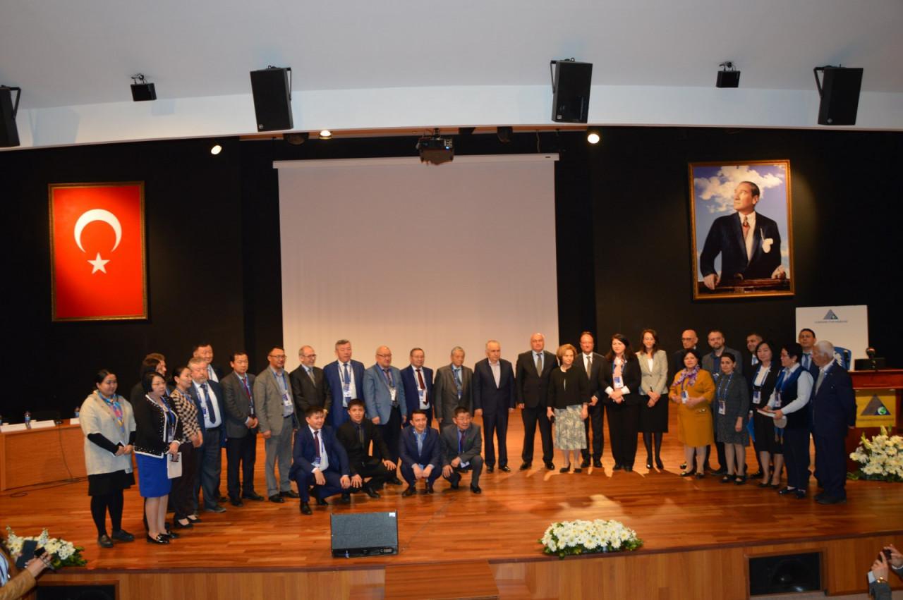 I. Uluslararası Türk Kültürü Ve Tarihi Sempozyumu Yeditepe Üniversitesi'nde Başladı Galeri - 22. Resim