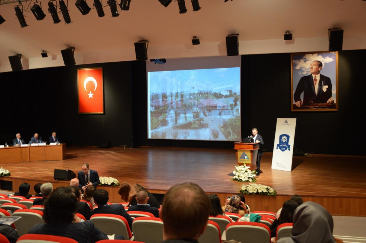 I. Uluslararası Türk Kültürü Ve Tarihi Sempozyumu Yeditepe Üniversitesi'nde Başladı Galeri - 56. Resim