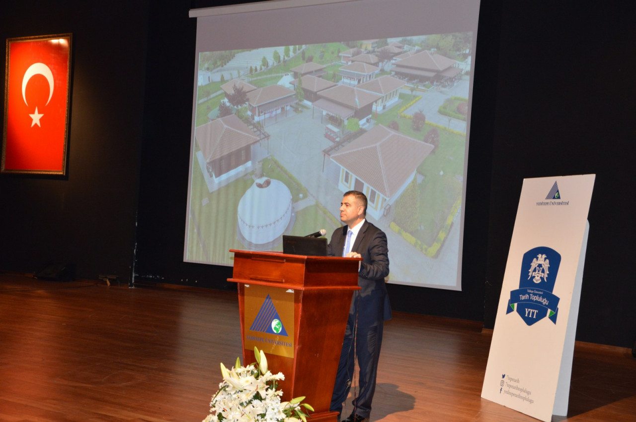 I. Uluslararası Türk Kültürü Ve Tarihi Sempozyumu Yeditepe Üniversitesi'nde Başladı Galeri - 47. Resim