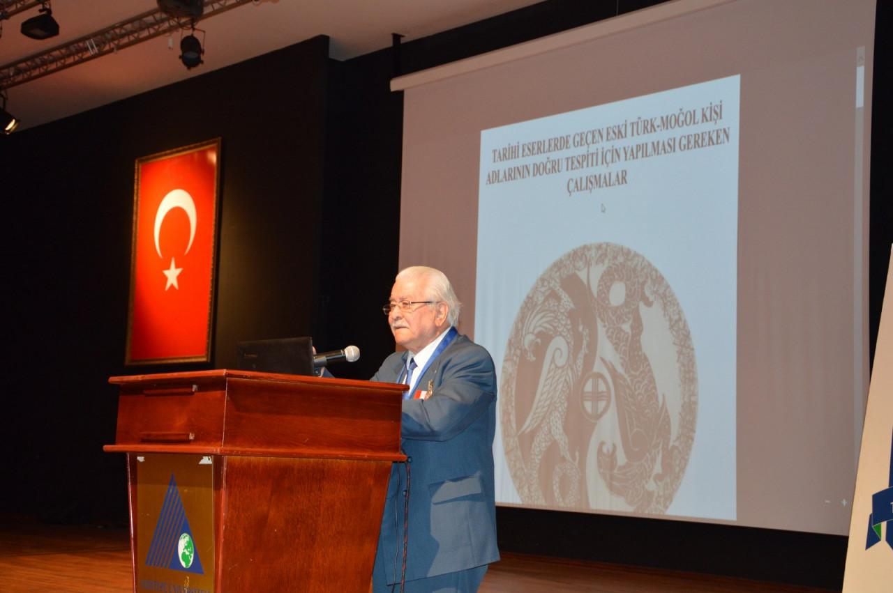 I. Uluslararası Türk Kültürü Ve Tarihi Sempozyumu Yeditepe Üniversitesi'nde Başladı Galeri - 44. Resim