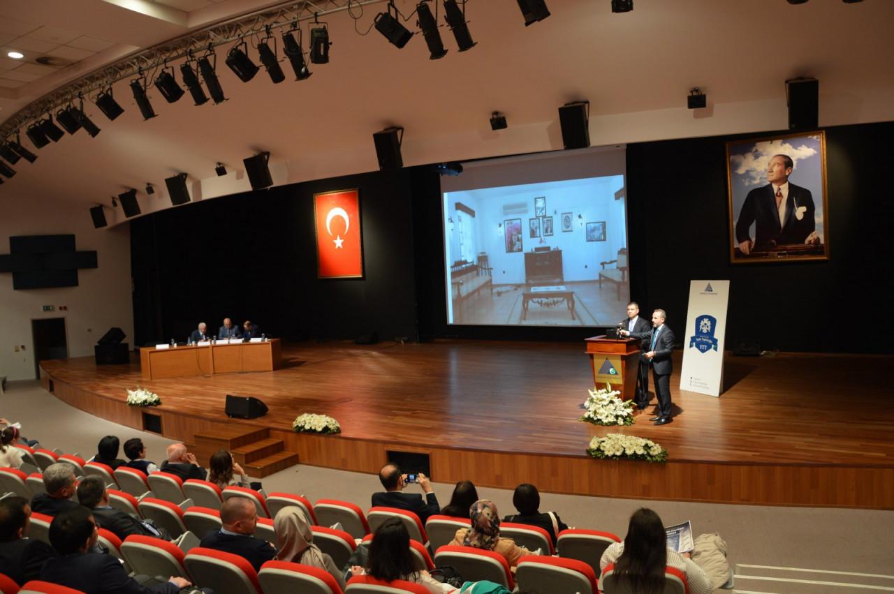 I. Uluslararası Türk Kültürü Ve Tarihi Sempozyumu Yeditepe Üniversitesi'nde Başladı Galeri - 50. Resim