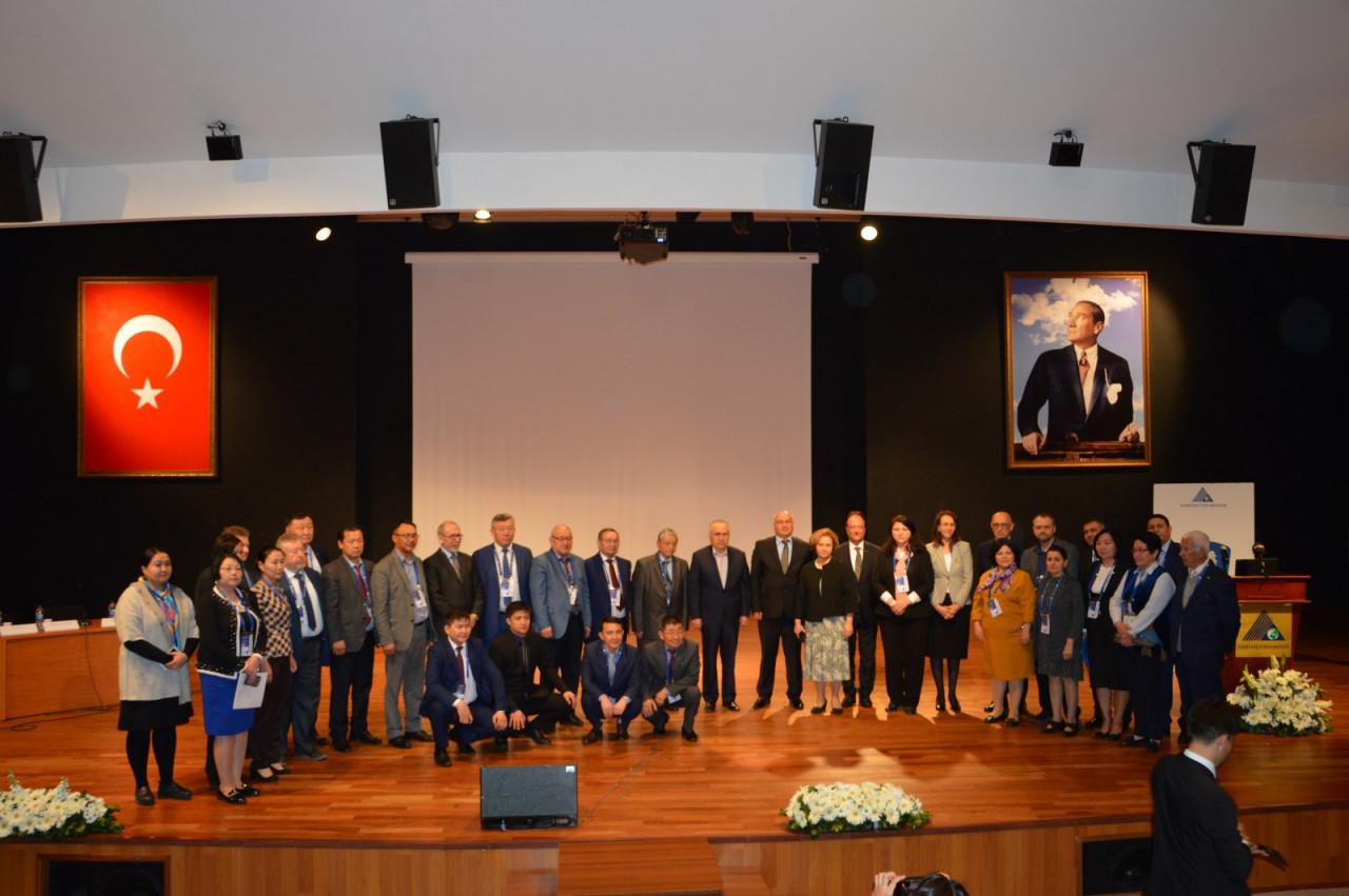 I. Uluslararası Türk Kültürü Ve Tarihi Sempozyumu Yeditepe Üniversitesi'nde Başladı Galeri - 24. Resim