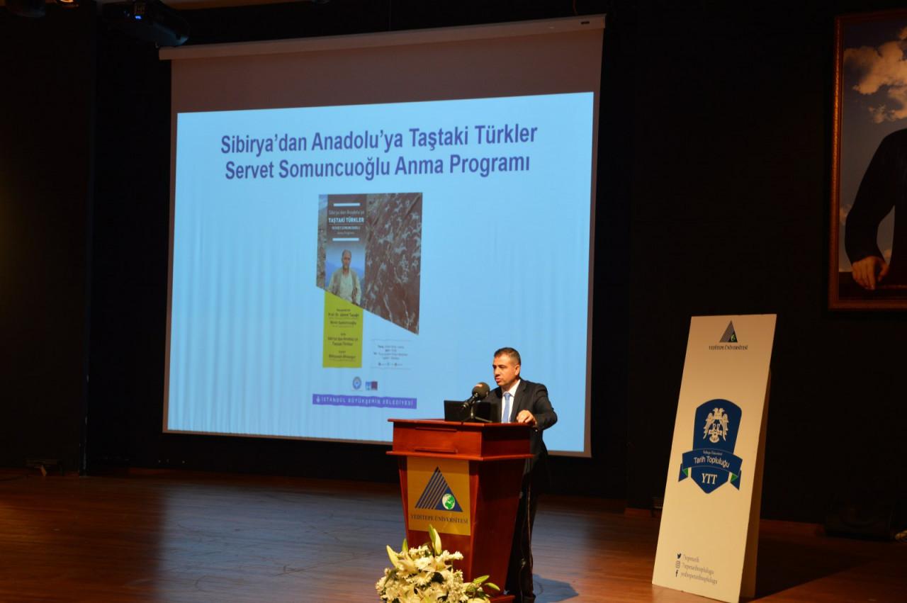 I. Uluslararası Türk Kültürü Ve Tarihi Sempozyumu Yeditepe Üniversitesi'nde Başladı Galeri - 63. Resim