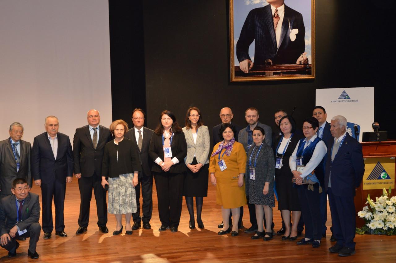 I. Uluslararası Türk Kültürü Ve Tarihi Sempozyumu Yeditepe Üniversitesi'nde Başladı Galeri - 25. Resim