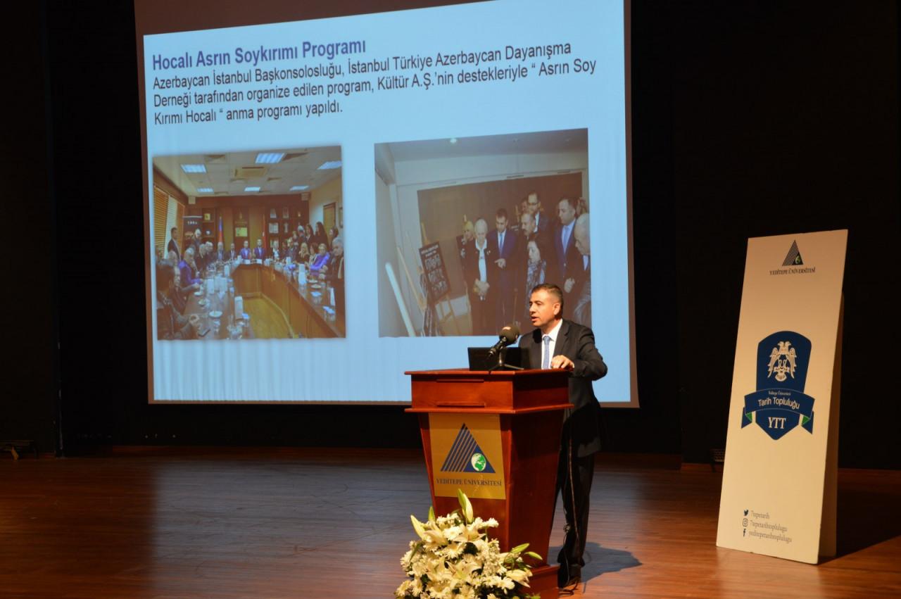 I. Uluslararası Türk Kültürü Ve Tarihi Sempozyumu Yeditepe Üniversitesi'nde Başladı Galeri - 61. Resim
