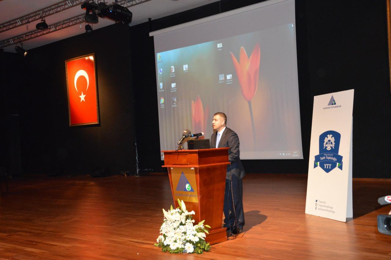 I. Uluslararası Türk Kültürü Ve Tarihi Sempozyumu Yeditepe Üniversitesi'nde Başladı Galeri - 11. Resim