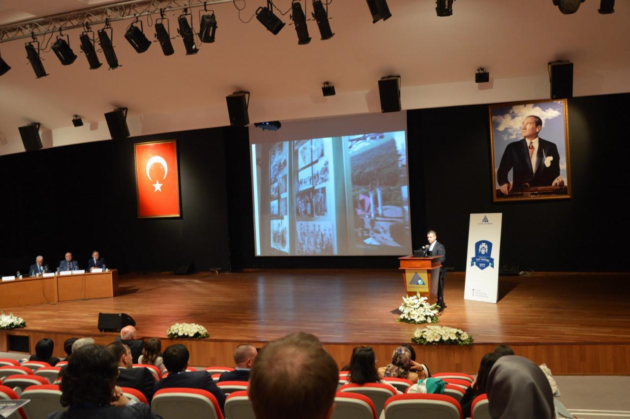 I. Uluslararası Türk Kültürü Ve Tarihi Sempozyumu Yeditepe Üniversitesi'nde Başladı Galeri - 51. Resim