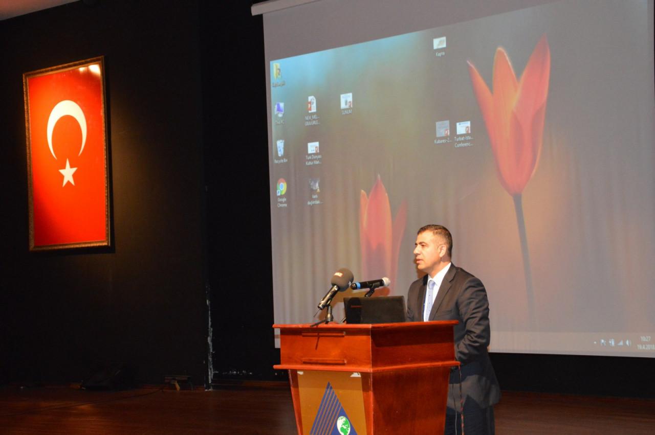 I. Uluslararası Türk Kültürü Ve Tarihi Sempozyumu Yeditepe Üniversitesi'nde Başladı Galeri - 10. Resim