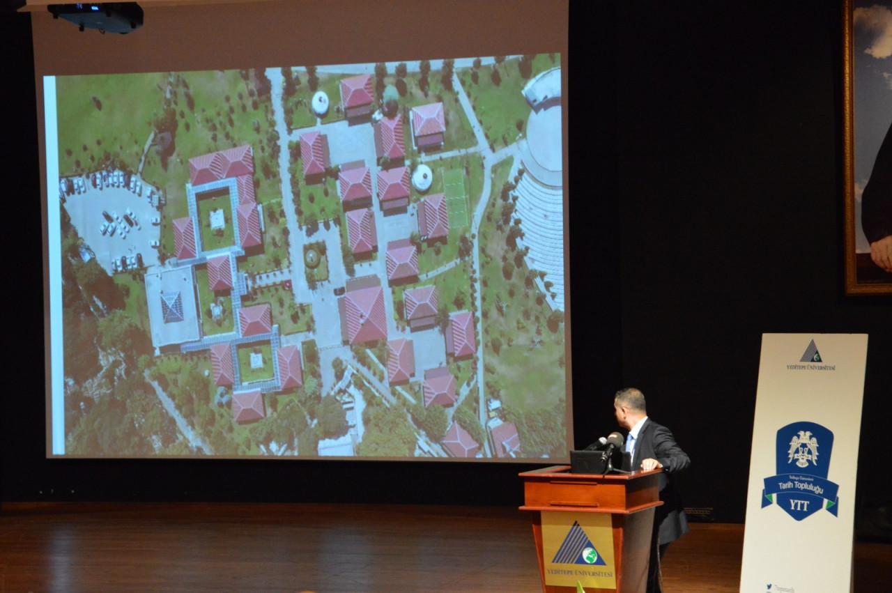I. Uluslararası Türk Kültürü Ve Tarihi Sempozyumu Yeditepe Üniversitesi'nde Başladı Galeri - 57. Resim