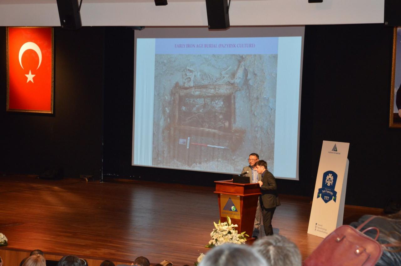 I. Uluslararası Türk Kültürü Ve Tarihi Sempozyumu Yeditepe Üniversitesi'nde Başladı Galeri - 32. Resim