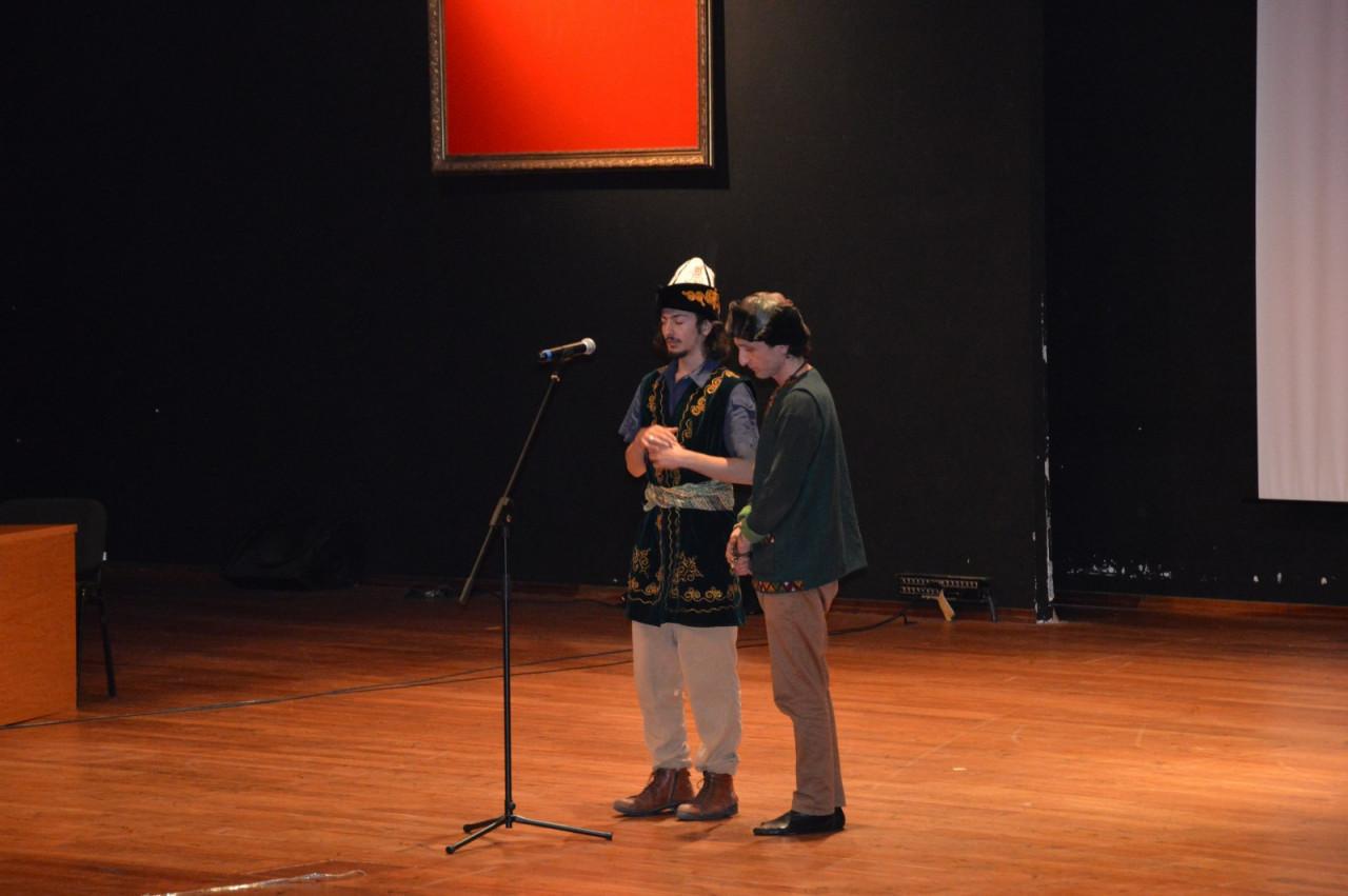 I. Uluslararası Türk Kültürü Ve Tarihi Sempozyumu Yeditepe Üniversitesi'nde Başladı Galeri - 28. Resim