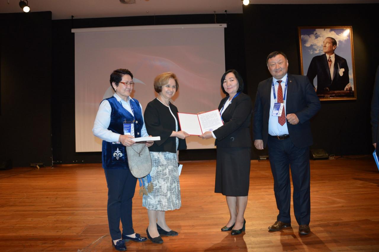 I. Uluslararası Türk Kültürü Ve Tarihi Sempozyumu Yeditepe Üniversitesi'nde Başladı Galeri - 26. Resim