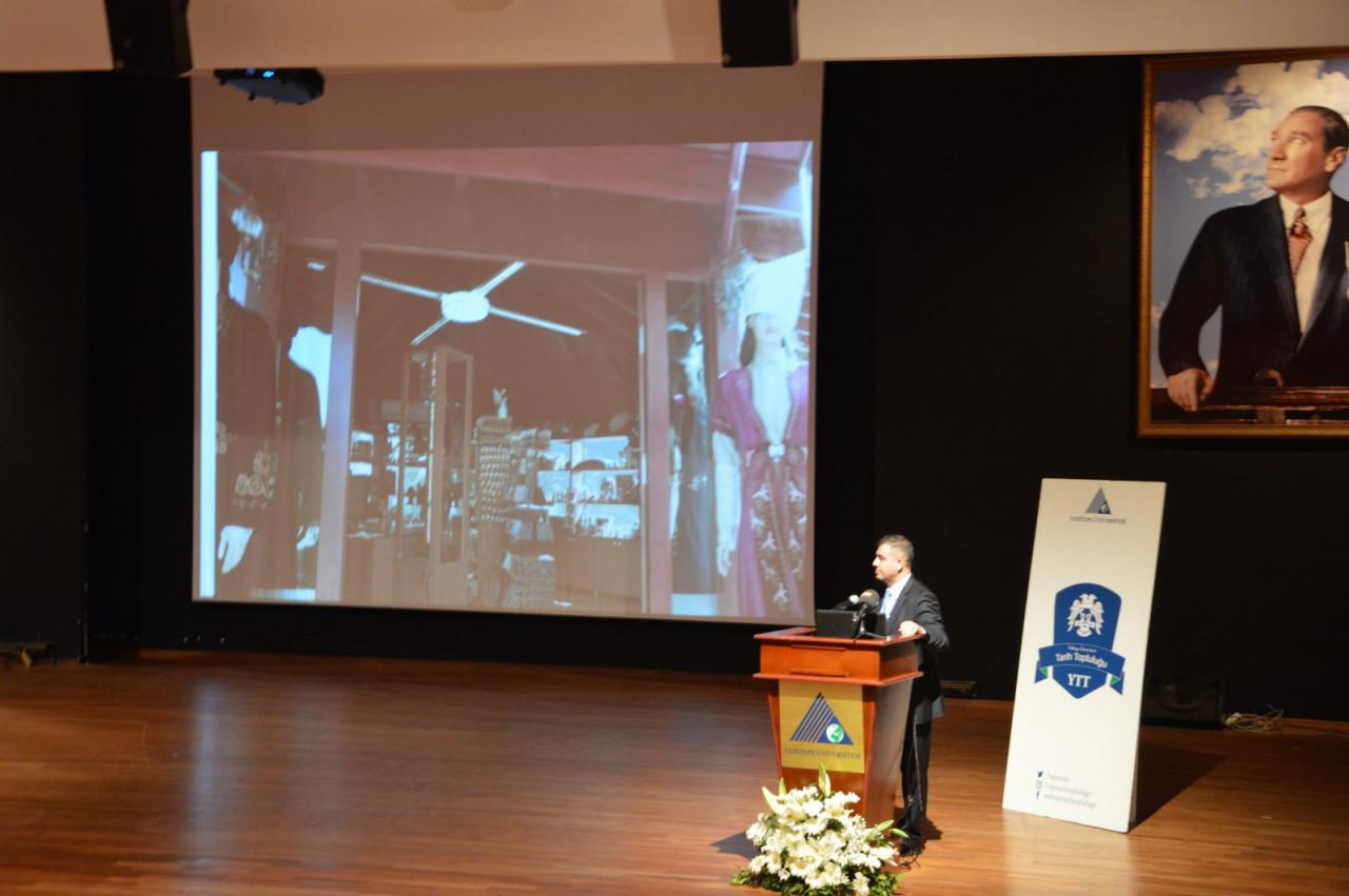I. Uluslararası Türk Kültürü Ve Tarihi Sempozyumu Yeditepe Üniversitesi'nde Başladı Galeri - 55. Resim