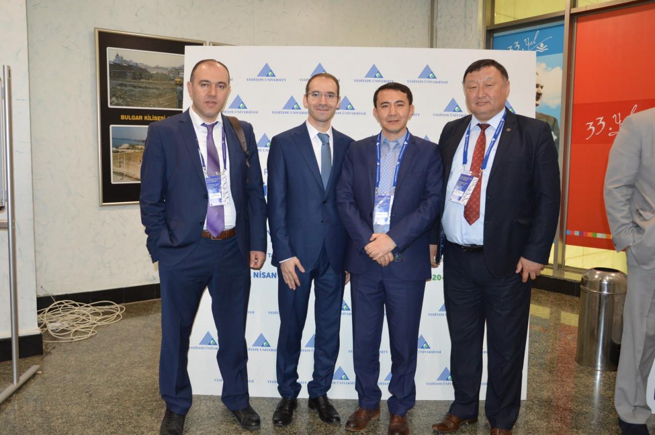 I. Uluslararası Türk Kültürü Ve Tarihi Sempozyumu Yeditepe Üniversitesi'nde Başladı Galeri - 36. Resim