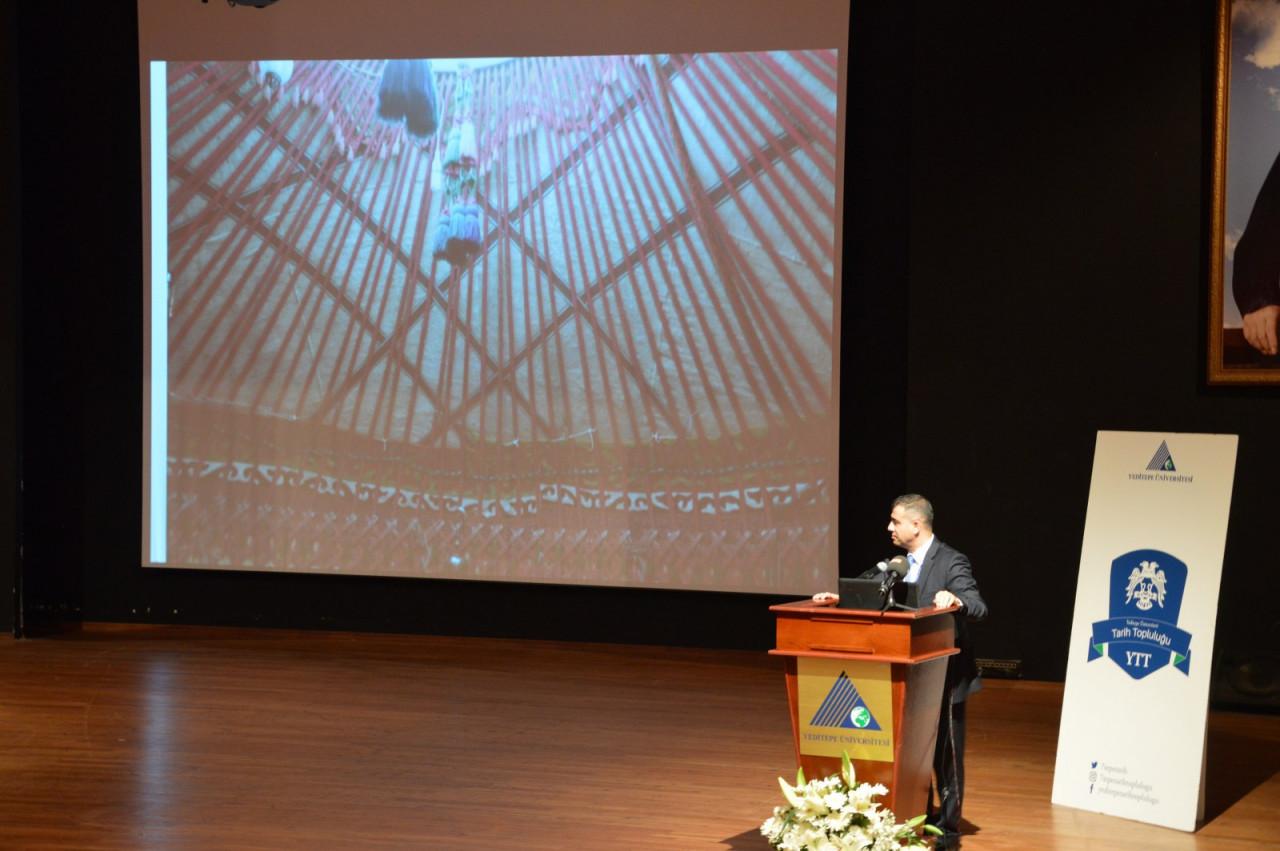 I. Uluslararası Türk Kültürü Ve Tarihi Sempozyumu Yeditepe Üniversitesi'nde Başladı Galeri - 54. Resim