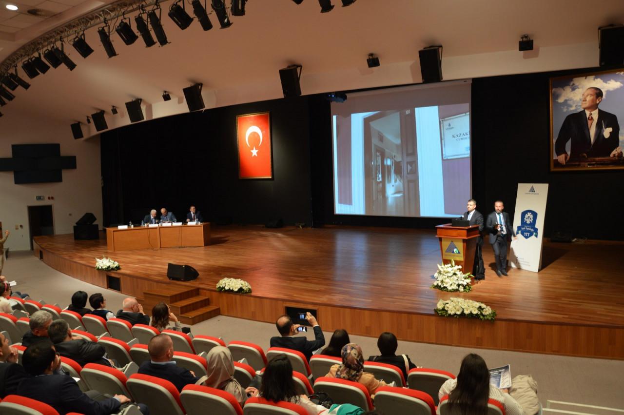 I. Uluslararası Türk Kültürü Ve Tarihi Sempozyumu Yeditepe Üniversitesi'nde Başladı Galeri - 49. Resim